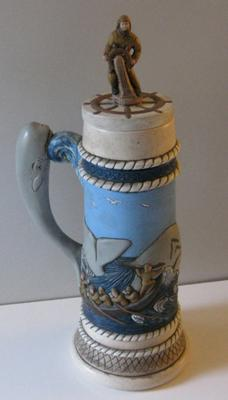 20 Inch Tall Beer Stein With a