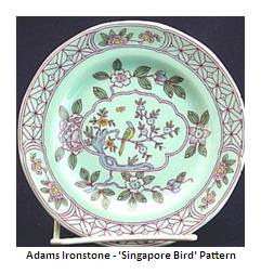 William Adams China.