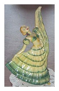 GLORIA -  a Crown Devon figurine