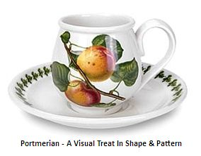 Portmerian tableware