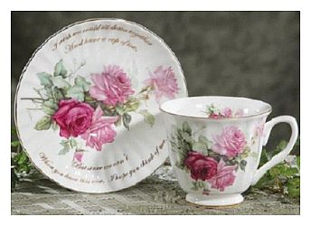 Royal Patrician cup and saucer