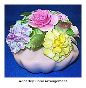 royal adderley founded history established antique bone china
