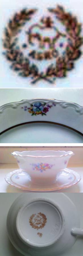 Asro cup plate bowl
