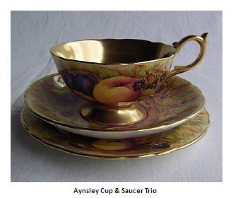 Aynsley England Bone China