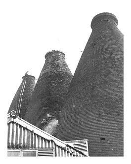 Alma Works Bottle Ovens