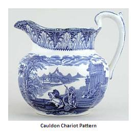 Couldon Potteries (Ridgway)