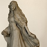 Celtic Princess figurine