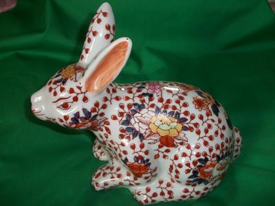 The Rabbit - Chinese or not Chinese -- that is the question! (Japanese?)