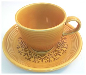Coventry Casualstone cup & saucer
