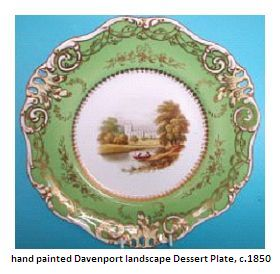 Davenport history of bone china