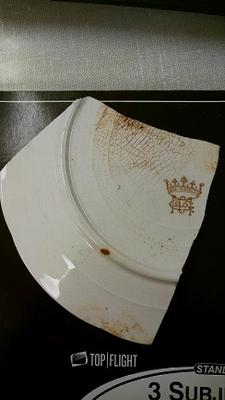 GMC or CGM or GCM or MCG or MGC Co. Pottery/Porcelain Mark