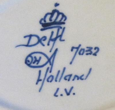 Dating delft pottery