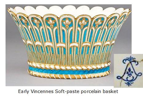 French Vintage Tableware