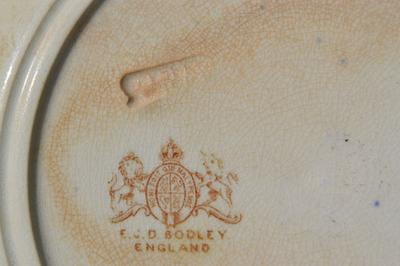 backstamp by EJD Bodley