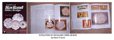 Evolution of Haviland China Design<br>by Nora Travis
