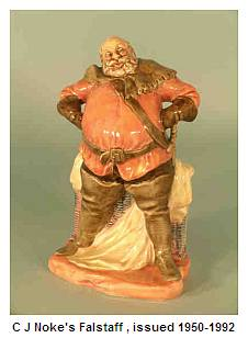 english bone china falstaff doulton