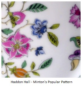 haddon hall pattern