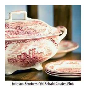 Johnson Brothers China - A Potted Tableware History