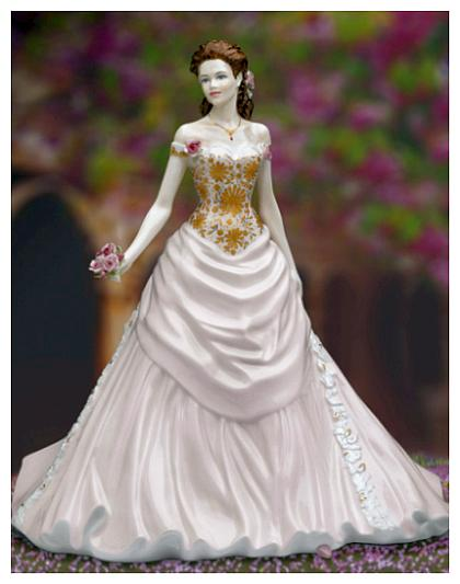 Dream Figurine, bone china