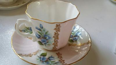 Royal Grafton teacup and sacuer
