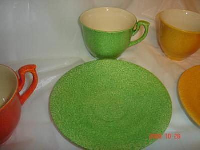 Parrot & Co tableware