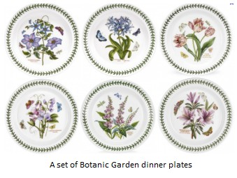 Portmeirion Botanic Garden Designs portmeirion botanic garden chintz tea towel Portmeirion Botanic Garden Patterns
