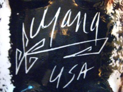 Makers Name and Marking - Pottery Maker and Mark Query - Yang USA Studio Art Pottery