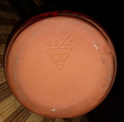 Pottery Mark Query -