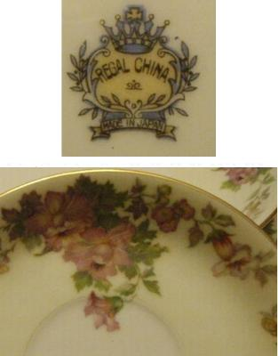 Regal China Japan - Pottery Mark Query