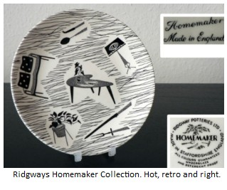 ridgways homemaker collection