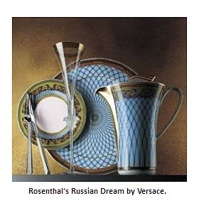 rosenthal versace collection