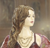 rosita-head-shot royal doulton figurine