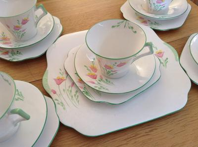 Royal vale colclough bone china 4154