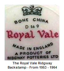 royal vale backstamp 1950's