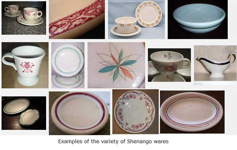 shanango-china-wares