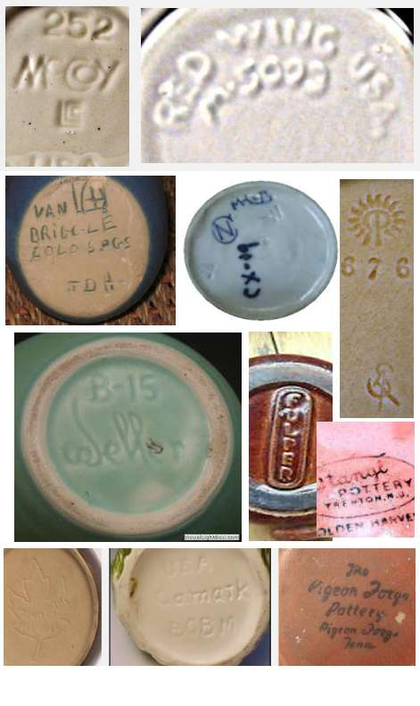 various-american-pottery-marks