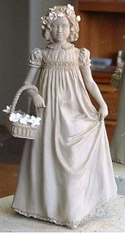 Victorian Child Figurine