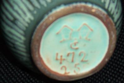 Who Is the Maker of This Pottery Mark? {Editor says:
