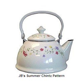 Johnson Bros Summer Chintz Pattern