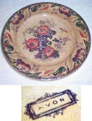 Avon Pottery Mark Query