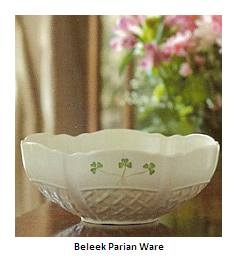 Belleek Pottery Parian Ware
