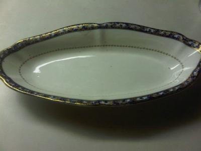 Bisto Serving Platter -  what is the pattern name, why the numbering system?