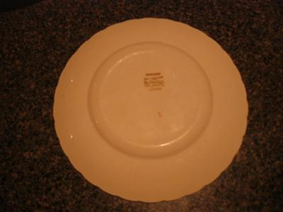China Mark Query - Plain Royal Ascot  Mark With 'Solian Ware' Also