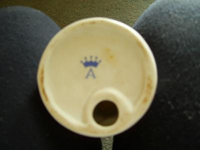 Crown over 'A' Pottery Mark Query