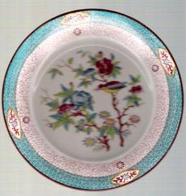 Dating Minton mark - B4 1/2 Query: Minton plate mark