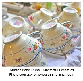 minton bone china cups