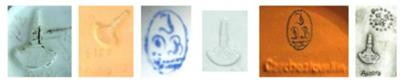 Some other examples of Julius Dressler Marks sent in by another visitor