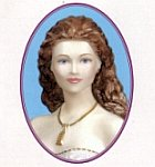 Charlotte - Royal Worcester Figurine of the Year
