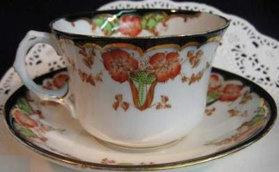 cup & saucer Staney China England