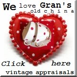 Vintage china valuations